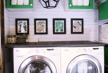 Luxurious Laundry Rooms