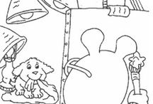 Arthur and friends coloring book / Arthur and friends coloring pages
