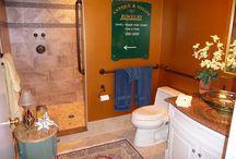 Bathrooms / Bathroom remodels
