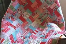Jelly Roll Quilts / by Kayla Poling