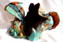 Ceramic Art ImpressioneRei / https://impressione-rei.blogspot.ro/