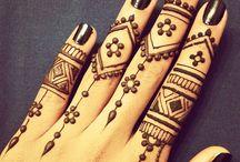 henna designs easy