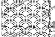 Puntadas en crochet / by Maria Jose Ruix Muñox