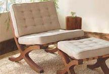 Chairs / by Titania Jordan