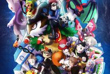 Pokemon / by Rayanne Brooks