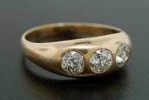 Vintage Jewelry / by Kathleen Hoff