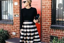style inspiration. / fashion inspiration and looks