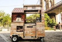 ☆FOOD TRAILER & CAR☆