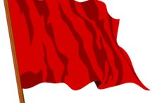Red Flag / Toda a miña paixón polas rubias e as pencas  / by Arturo Regueiro