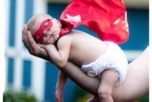 Nos bébés, nos héros!