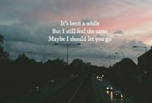 Sadness/ late night thoughts