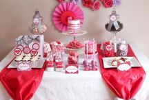 Valentine Church Table / by Tracy Alvarez