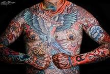 Tattoos - Full Color