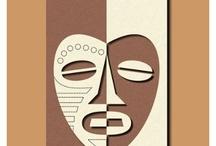 symetria maski