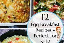 Breakfast Recipes / Breakfast Recipes / by OurFamilyWorld Magazine