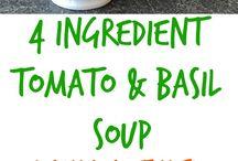 Food - Soups, Sauces & Dips