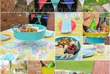 Summer Party Ideas / by Mallery Schuplin