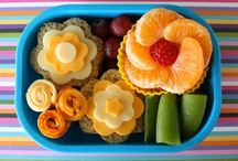 bento lunches & cute food / by Kimberly Q