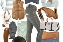 Equestrian Clothing Board / Wondering what to wear for your equestrian photography session? Check out some of these combinations.