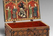 Keskiaika tavaroita