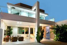 Architettura case moderne