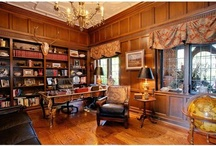 Office & Library Spaces / by Kentwood Real Estate