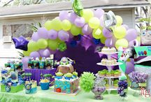 Asher 2nd Bday / by Heather Bolt