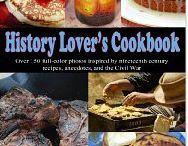 HISTORY LOVER'S COOKBOOK UPDATE