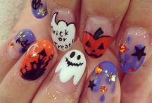 Halloween: Nails