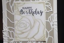 Rose cards / by Gill W