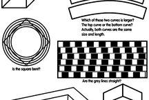 Illusions / games