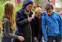 Fette Ernte bei den GemüseAckerdemikerInnen / Im Oktober feierten 5 Schulen in fünf Bundesländern Erntedankfeste!