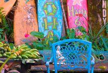 Tablas surf decoradas