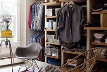 Closets / by K