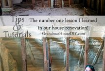 Home Renovation Lessons