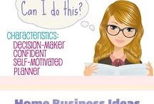 Business ideas / by Dona Marrone