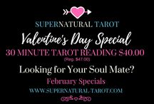 "February ""Valentine's Day""Specials!"