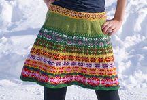 KnittingPattern - Scirts