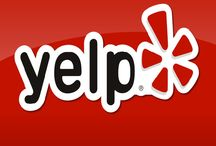 YELP / YELP | Some news for your mobile!!!! A new App availabel for iOS with Android compatibility. People could write a review for a business immediately with their devices. They won't have to wait for to get back to their computer.