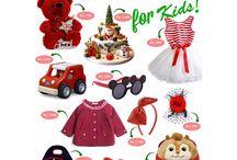 MySocialTab - Gifts for Kids