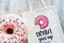 donuts / Donuts, dobuts pillow, poduszki donut, donaty doughnuts