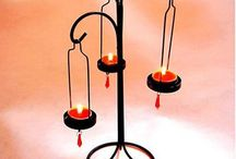 candle ideas / by Simply Scented
