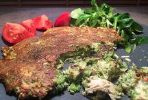 Dietetyczne posiłki z rybą