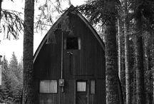 Cabin / by Sophie Desbiens