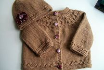 Baby Knits and Crochet / Beautiful things to knit and crochet for baby / by Wendy Milne