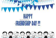 Happy Friendship Day..!! / Happy Friendship Day..!!  Visit us @ www.medixpres.com