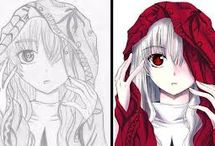 Anime / Anime Draws