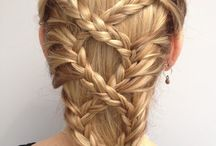 fantasy hairstyle