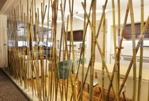 homie bamboo decoration