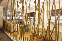 bambù decorazioni